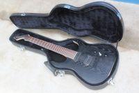 Wholesale Cheap Guitar Bodies Necks - Cheap guitar,GUITAR New Electric guitar, elm body sandwich Maple neck 24 items guitar can be OEM free