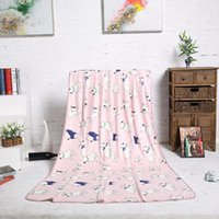 Wholesale Blankets For King Beds - Hot sale Bull Terrier Printed Flannel Fabric blanket Baby kid Bed Blanket Cover for Sofa  Travel  Car Plaids