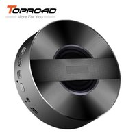 Wholesale altavoz subwoofer - Wholesale- TOPROAD Portable Wireless Speaker Som Bluetooth Speakers Subwoofer Bass Altavoz Support Handsfree TF AUX For iPhone Android PC