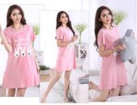 Womens Cotton Pajamas Online Wholesale Distributors, Womens Cotton ...