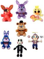 Wholesale Wholesale Life Size Dolls - 2016 Five Nights At Freddy's 4 FNAF Freddy Fazbea Life Size teddy Bear Plush Toys Doll FNAF Stuffed toy
