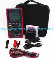 Wholesale Digital Oscilloscope Ut81b - Wholesale-UNI-T UT81B LCD Handheld Digital Multimeter w USB  LCD Meter Tester Oscilloscope !!NEW!! ut81b UT-81B