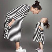 Wholesale Lace Denim Toddler Dress - 2016 New Girls Dress Baby Dress Kids Dresses Kids Clothing Toddler Kids Baby Girl Summer Clothes Sleeveless Party Tassel Tops T-Shirt Dress