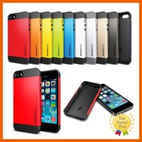 Wholesale Iphone 5s Colors Rhinestone Case - New Hard Back Cover Ultra Slim Armor Protective Case Cover for iPhone 5 5s 6 6s Colors High Quality
