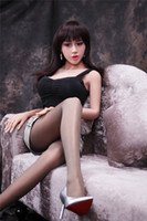 Wholesale Japanese Real Love Dolls Mini - Top Quality 158cm Japanese full real silicone sex dolls for men, Lifelike realistic mini sex doll skeleton oral vagina anal adult love doll