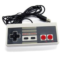 Wholesale Wholesale Windows Vista - Classic Gaming USB Controller Gamepad Game Pad for Nintendo NES Windows PC Mac Support Windows 98 Windows 7 SE ME XP VISTA