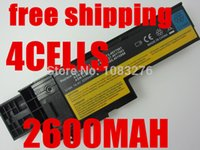 Wholesale Battery For Ibm Thinkpad - Wholesale-2600MAH NEW and replacement Laptop Battery For IBM ThinkPad X60 X60s X61 X61s Series 40Y6999 40Y7001 40Y7003 42T4505 ASM 92P1170