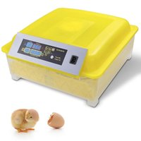 Wholesale Incubator Digital - 48 Egg Incubator Digital Automatic Turner Hatcher Chicken Egg Temperature Control