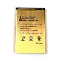 Wholesale E72 Battery - 1PCS BP-4L 3030mAh Original High quality Gold battery For Nokia E63 E71 E72 E73 N97