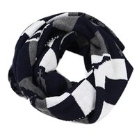 Wholesale Eiffel Tower Scarves - New brand 2016 fashion winter Eiffel Tower knitting wool Warm Scarf for men