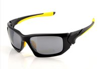 Wholesale Wooden Wayfarer Sunglasses - Top Quality 2016 Vintage Polarized Scalpel 9095 Sport Sunglasses Goggle Shades Fishing Driving Sun Glasses UV400 Oculos Masculino