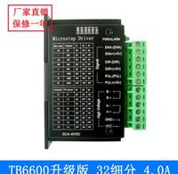 motor kontrolörü sürücüsü toptan satış-4A TB6600 Step Motor Sürücü Kontrolörü 9 ~ 42 V TTL 32 Mikro Adımlı CNC 1 Eksen YENI, 42/57/86 stepping motor için suite