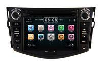 "Wholesale Car Navigation 2din - 2Din 7"" Car DVD for TOYOTA RAV4 2007 -2012 with GPS Navigation Bluetooth 1080P DVD Player"