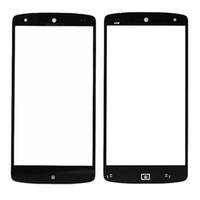 ingrosso bar google nero-Sostituzione touch screen esterno anteriore superiore in vetro per LG Nexus Google 5 D820 D821 nero