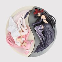 Wholesale puella figure for sale - Group buy Puella Magi Madoka Magica Kaname Madoka Akemi eyes open and closed Homura PVC Action Figure Collectible Model Toy cm KT2385