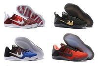 Wholesale Woven Silver Box - Kobe 11 Basketball Shoes for Men High Quality Retro Future Weaving Women Sports Shoes Online Cheap Sales Size 7-12 Free Shipping with box