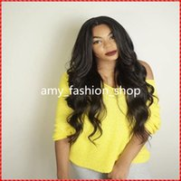 Wholesale Grade 5a Malaysian Curly Hair - New product human hair full lace wig with baby hair,5A grade silk top human hair wig