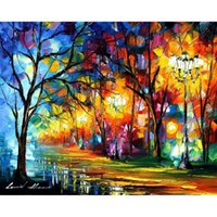 Wholesale Diy Picture Rooms - modern wallpaper metropolis Diy Diamond Painting wall picture wallpaper poster Diamond Embroidery wedding gift 50X40CM HWD-259