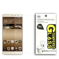 Wholesale gionee phones - 2.5D Tempered Glass Screen Protectors for GIONEE ELIFE SPLUS M6 P5L Explosion Protection 0.3mm Mobile Phone Front Screen Film