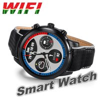 "Wholesale Watch Uses Wifi - Smart Watch Lemfo LEM5 Android 5.1 OS 1.39"" IPS OLED screen 1GB+8GB Support SIM card GPS 3G WiFi For Android IOS"