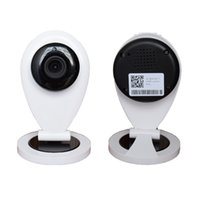 Wholesale Babysitter Camera - HOT Wireless Wifi Video Baby Sleep Monitor With IP Camera Electronic Babysitter Nanny With Motion Detection Email Alarm Intercom