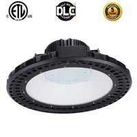 Wholesale high power led driver chip - High Power 120W 150W 200W UFO High Bay Light Industrial Factory Warehouse Workshop Exhibition Hall Lamp Meanwell Driver NICHIA Chips 90-277V