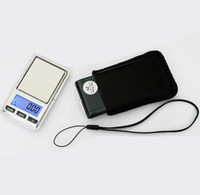Wholesale Diamond Weighing Scales - 200g 0.01g Mini Digital Scale Jewelry gold Sterling Silver Diamond weighing 100g Pocket Precision Electronic Scales