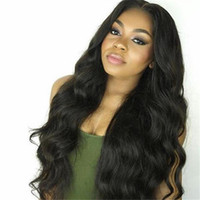 Wholesale grade 7a peruvian wavy wigs for sale - Group buy 150 density grade A lace front human hair wigs feeling glueless wavy full lace human hair wigs