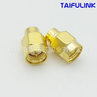 Wholesale Terminal Coaxial - Taifulink Supply SMA Load Terminal RF Coaxial Internal Thread Pin Connector HS553