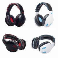 Wholesale Top Wireless Headsets For Pc - Top Original Wireless Bluetooth Stereo Headphone Headset Bass With Mic FM MP3 EQ TF Slot For iPhone 6 6 Plus iPad PC
