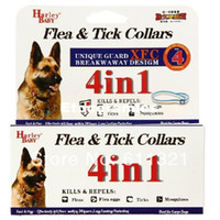 """Wholesale Dog Products Free Shipping - Free Shipping New Kill Flea & Tick Collar For Large Dog Cat Pet Supplies Product Adjustable 12""""-18.5"""""""