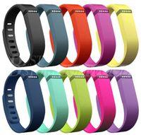 ingrosso wristband di sonno di attività senza fili del flex di fitbit-Fitbit Flex Wristband Wireless Activity Sleep Sport fitness Tracker smartband per IOS Android braccialetto smartwatch gratuito