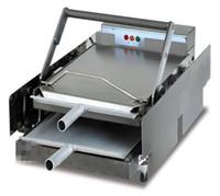 Wholesale Stainless Toaster - Free shipping MCD KFC Electric Hamburger Machine  board bun toaster  BBQ grill