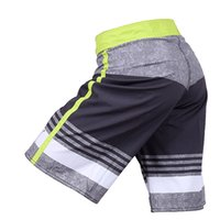 surf pants board pants beach pants venda por atacado-Moda Mens Phantom Boardshorts Spandex Quick Drying Board Shorts Bermuda Surf Men Swimwear Beach Swim Calças curtas