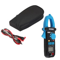 Wholesale Digital Ac Clamp Multimeter - Wholesale-1Pc Bside ACM03 Plus Digital Clamp Multimeter AC DC Tester With NCV Function