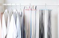 Wholesale Bra Top Belt - Hot Storage Rack Tie Belt Organizer Space Saver Rotating Scarf Ties Hanger Holder Hook Closet Organization Tank Tops Bra Belts Bag