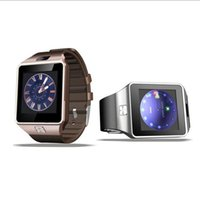 Wholesale Note3 Smart Sleep - 2016 Newest Bluetooth Smartwatch anti lost smart watch DZ09 for Samsung S4 Note3 HTC Android