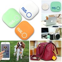 Wholesale Pet Tracker Smallest - Smart Finder Bluetooth Tag Tracker NUT 2 Bag Wallet Key Pet Tracer GPS Locator Alarm Small Cute Colorful Portable Easy take out small