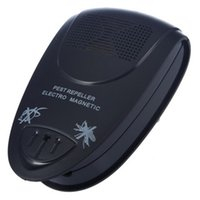 Gros-Top Vente Bug 1Pc récent ultrasons électronique Pest Souris Mosquito Insect Repeller Electro Magnetic