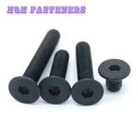 Wholesale Socket Thread - M2 (Thread Dia. 2mm) Carbon Steel Flat Head Socket Screws Countersunk Bolt