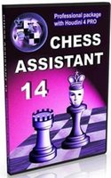 14 Pro Chess Assistant Chess Assistant 14 Pro in inglese in primo luogo! formazione