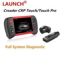 Wholesale Dpf Reset - Customized Launch Creader CRP Touch Pro  CRP Touch Full System Diagnostic EPB DPF TPMS  Service Reset  Golo  Wi-Fi Update Online