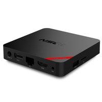 Wholesale Mini Mx - T95N Mini MX+ Amlogic S905X Android 6.0 TV Box,1GB 8GB 4K 3D Streaming Media Player Smart Set-up Wifi Blu-ray