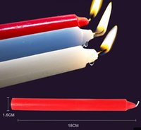 Wholesale Temperature Adults Free - Free shipping New arrival sexy adult novelty toy supplies ultra long low temperature candle philadelphian
