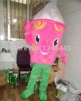 Wholesale ice mascot - Wholesale-adult ice cream mascot costumes