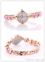 Wholesale Womens Watches Set - Womens Watches Alloy Watches Womens Watches Hot Womens Elegant Diamond Ornament and Alloy Watches Fashion Lady Luxury Watch