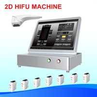 Wholesale Thermage For Face Lifting - Medical Grade HIFU High Intensity Focused Ultrasound Hifu for Face Lifting professional slimming machine thermage skin care fractional