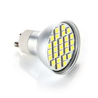 Wholesale Energy Save Bulb - 10x GU10 White 27 SMD LED Dimmable Office Spot Light Lamp Bulb Energy Saving 4W