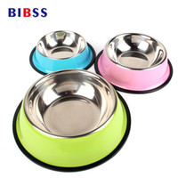 Wholesale Wholesale Ceramic Pet Dishes - Sport Travel Pet Dry Food Cat Bowls for Dogs Pink Dog Bowls Outdoor Drinking Water Fountain BIBSS Pet Dog Dish Feeder Goods