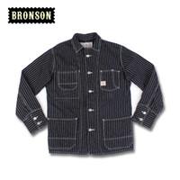 Wholesale Indigo Denim - Fall-2016 newly arrival man's garment raw denim indigo coat wabash railway working mens jacket